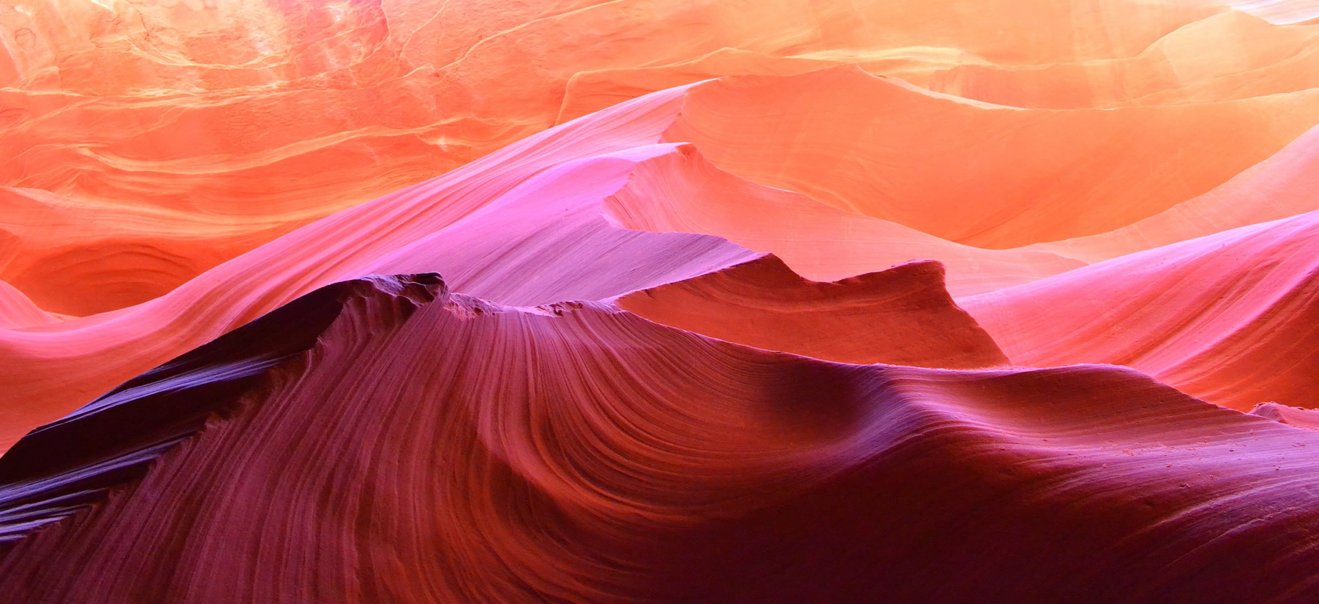Canyon colors - Farben im Licht - Sinnesfreude erleben