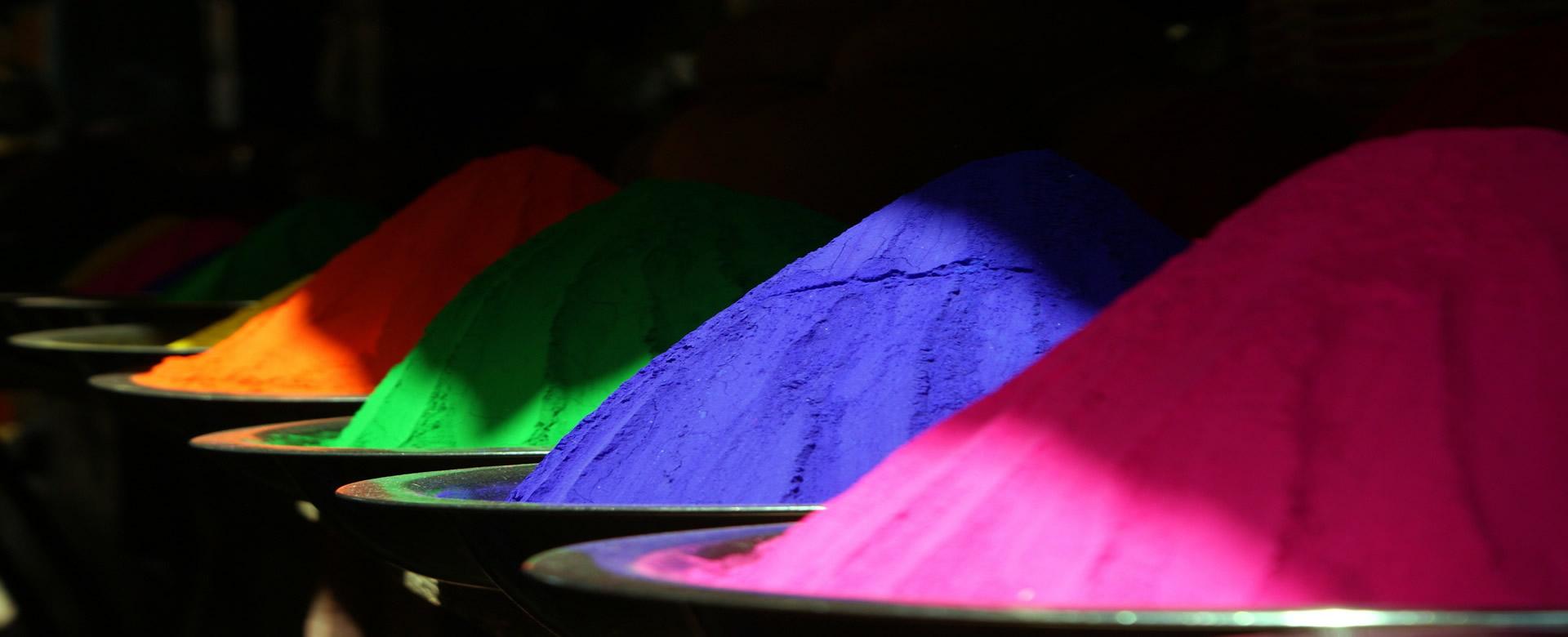 Sinnes-Erfahrungen bringen Farbe ins Leben