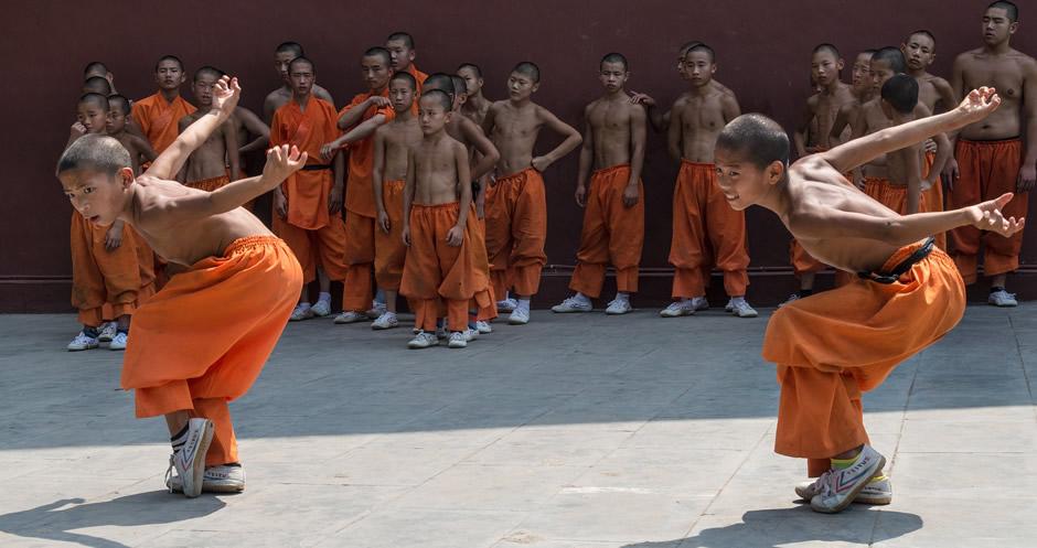 Kampfkunst - Shaolin Stil