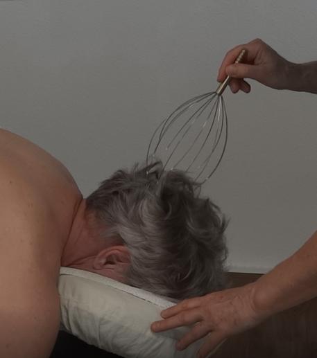 Energie Kopfmassage - pures Wohlempfinden !